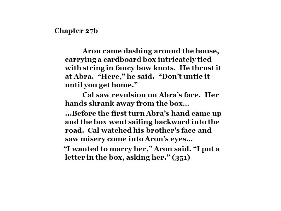 Chapter 27b