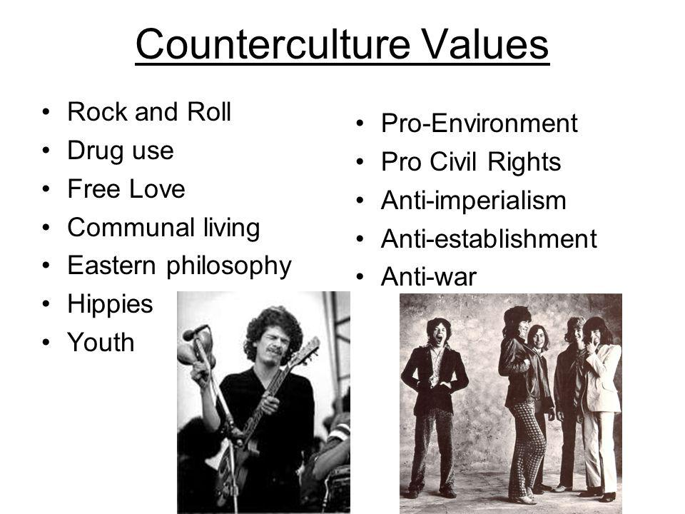 Counterculture Values