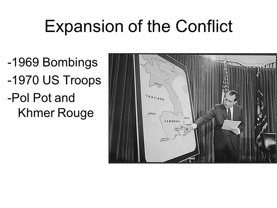 Expansion of the Conflict