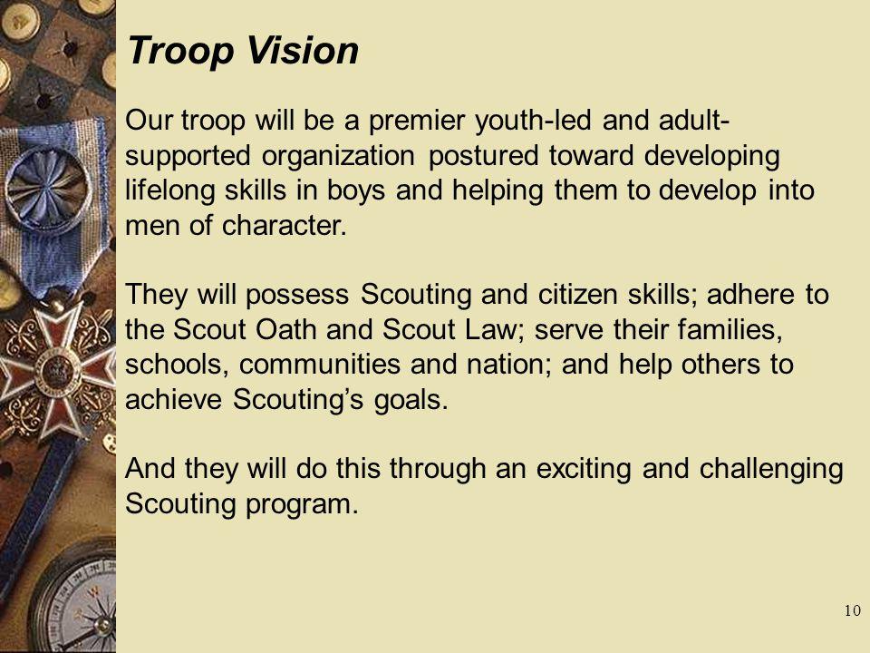 Troop Vision