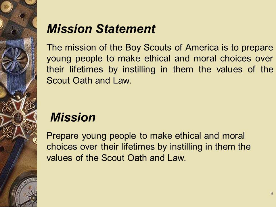 Mission Statement Mission