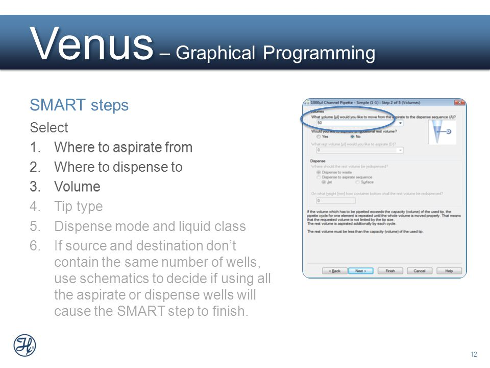 Venus – Graphical Programming