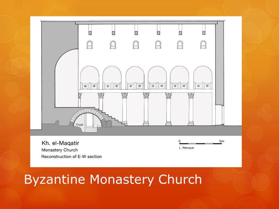 Byzantine Monastery Church
