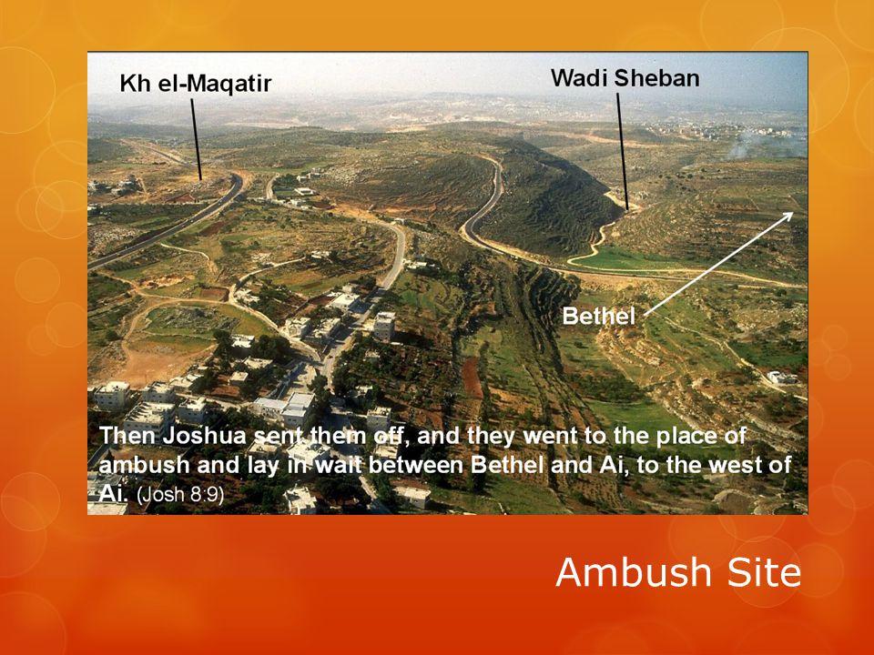 Ambush Site