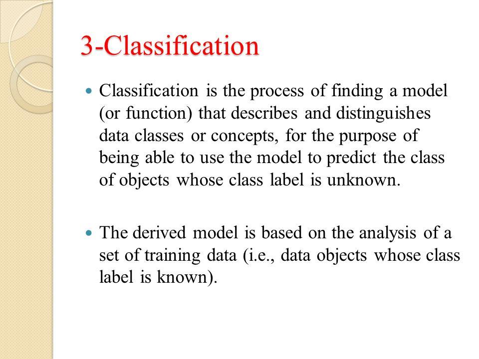 3-Classification