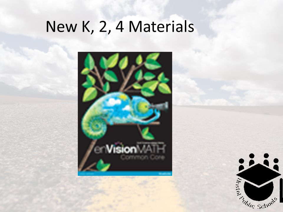 New K, 2, 4 Materials About 50,000