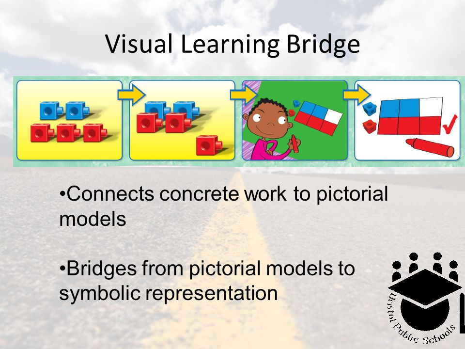Visual Learning Bridge
