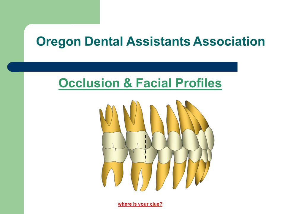 Oregon Dental Assistants Association