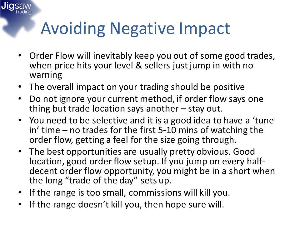 Avoiding Negative Impact