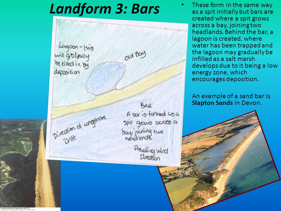 Landform 3: Bars