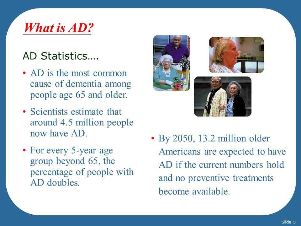 What is AD AD Statistics….