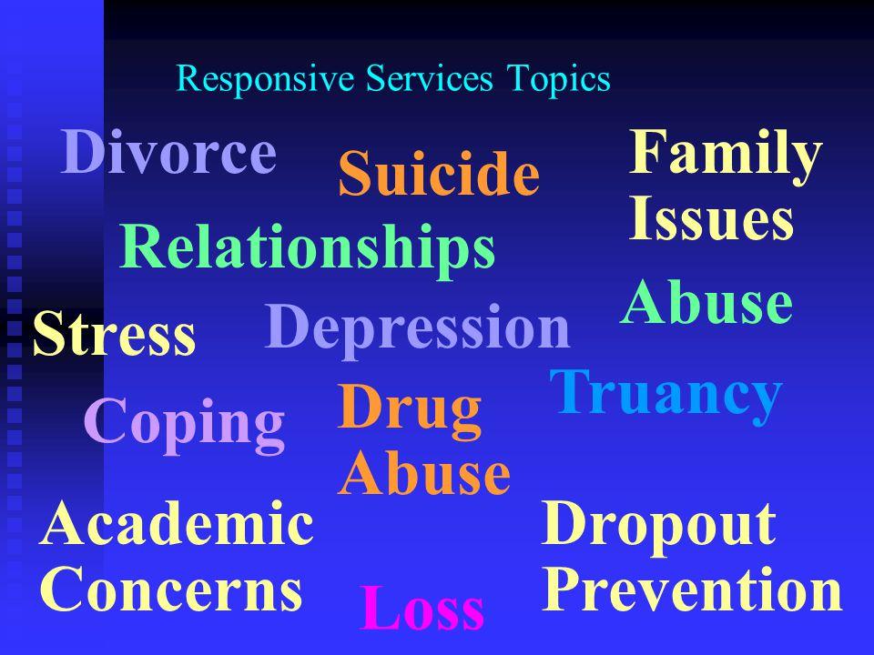 Responsive Services Topics