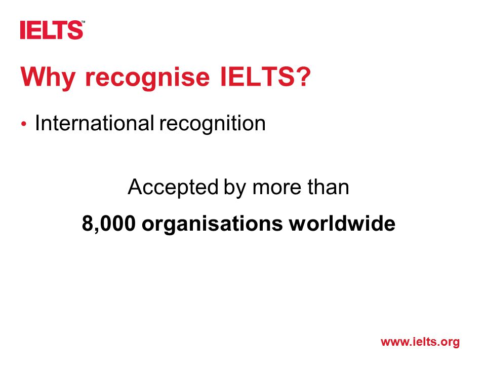 8,000 organisations worldwide