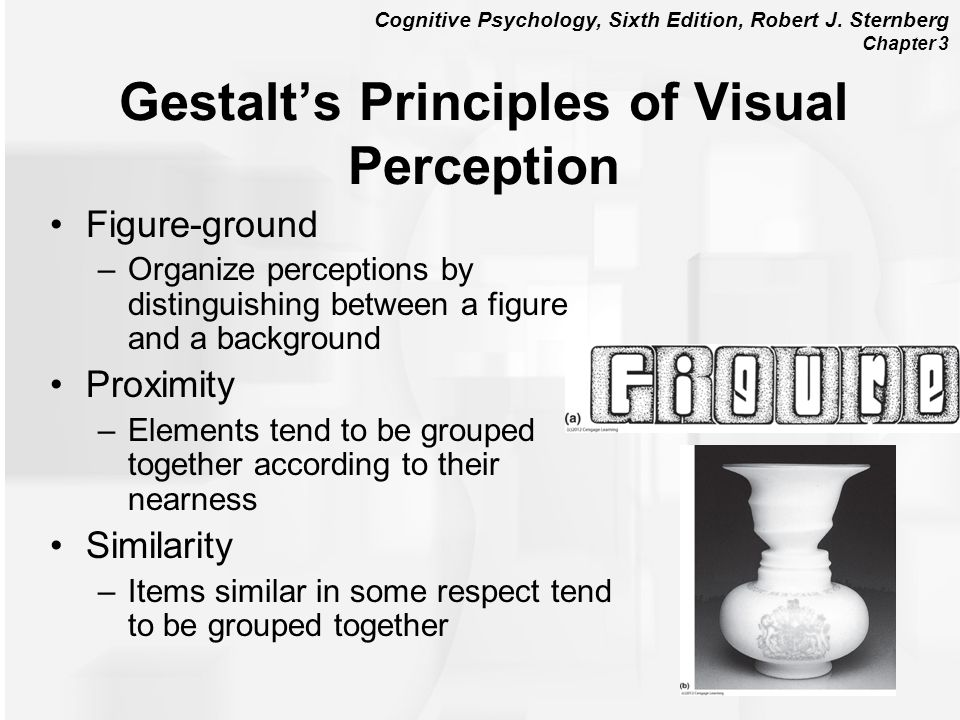 visual perception of architecture cultural studies essay Cultural differential visual perception is the ability to interpret the has recently been revived in so-called bayesian studies of visual perception.