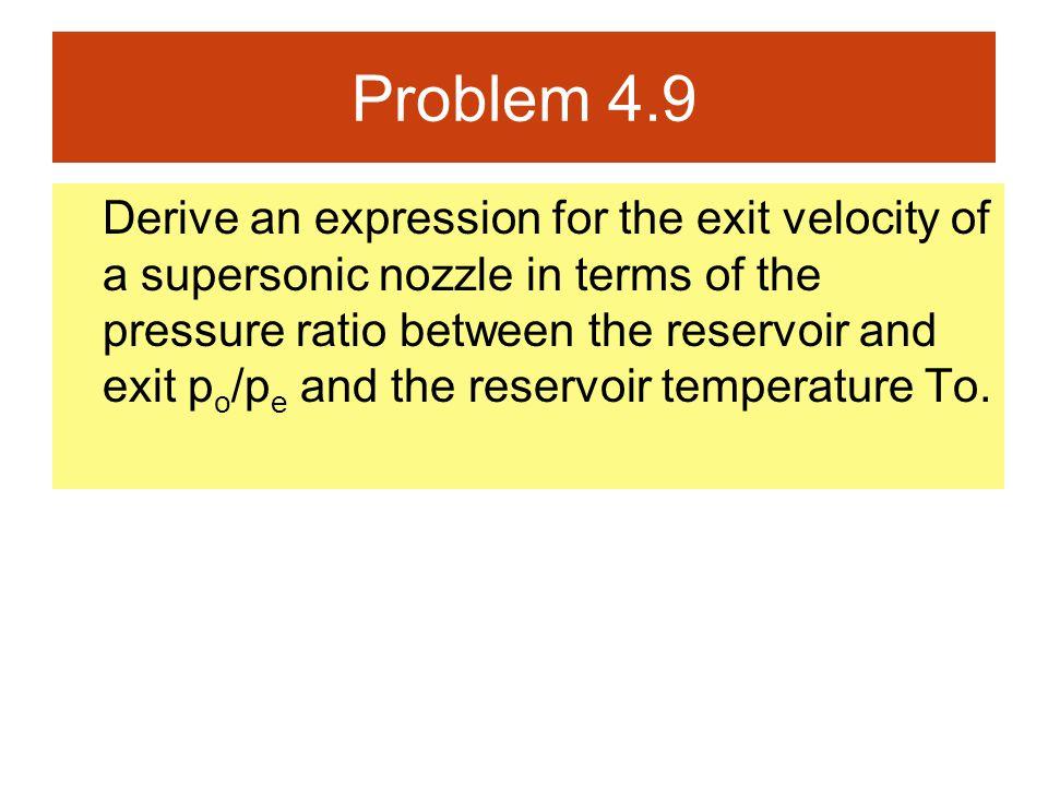 Problem 4.9