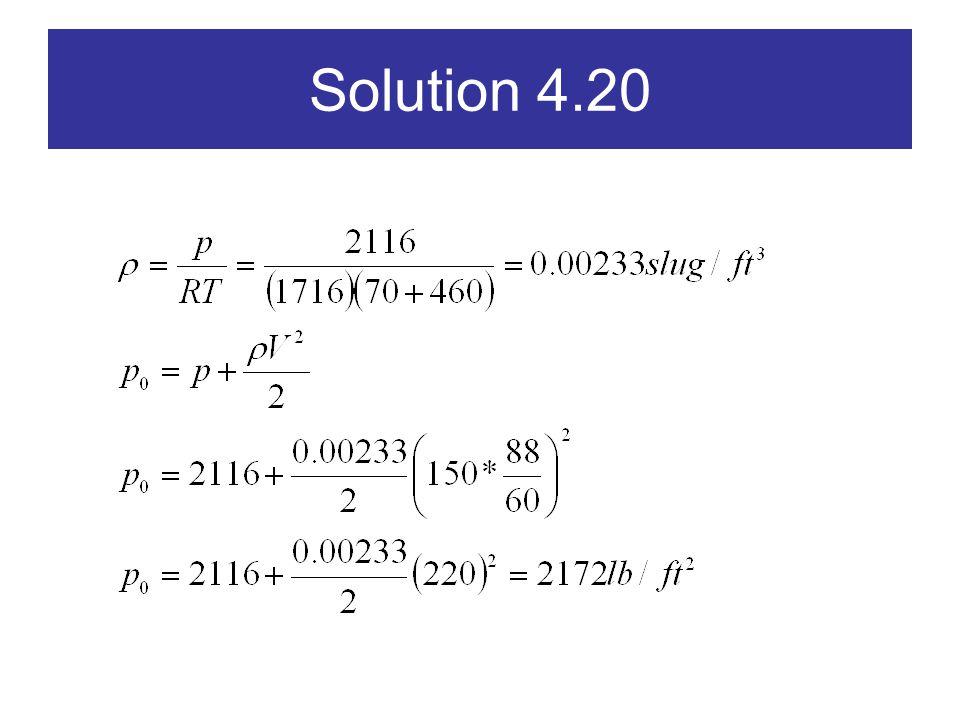 Solution 4.20