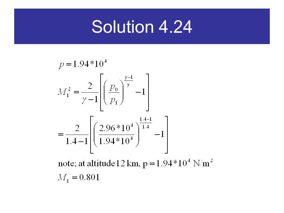 Solution 4.24