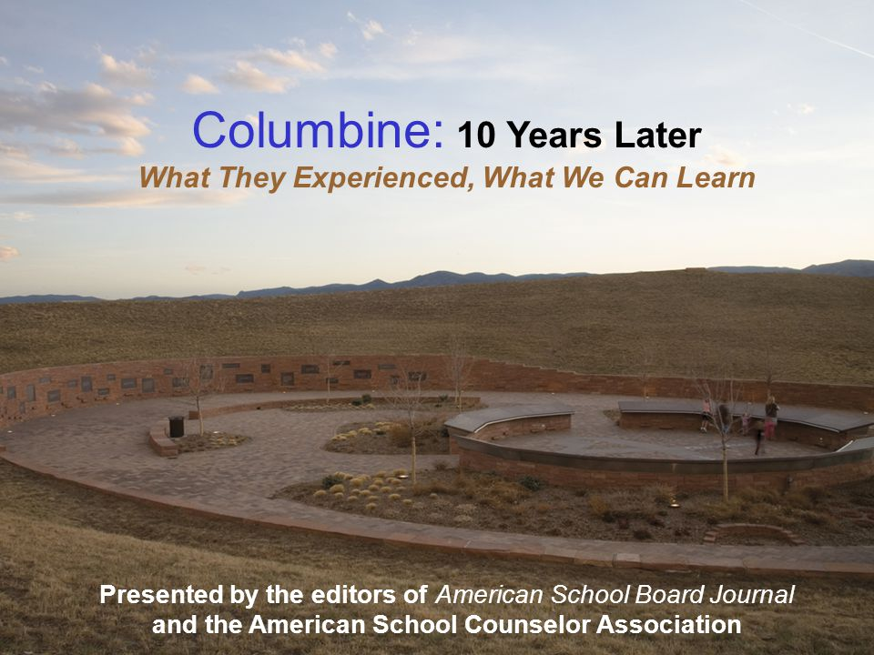 Columbine: 10 Years Later