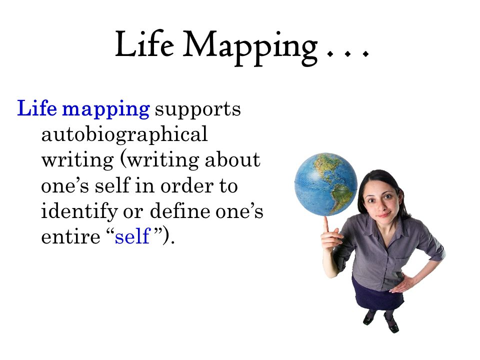 Life Mapping .