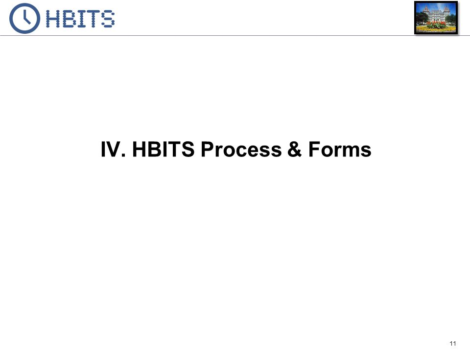 HBITS - Hourly Based Information Technology Services
