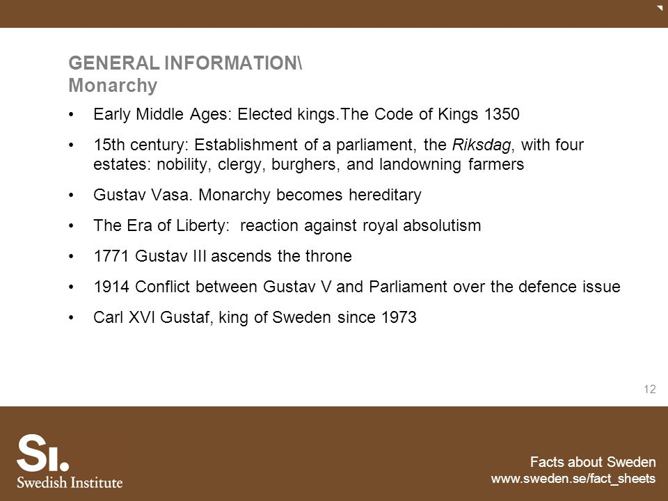 GENERAL INFORMATION\ Monarchy