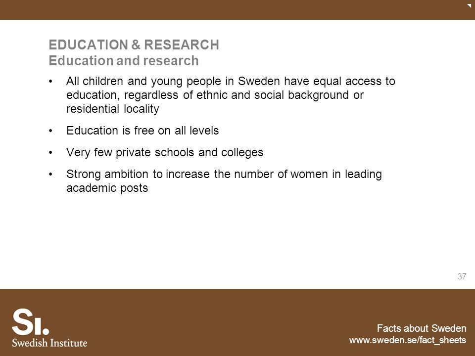EDUCATION & RESEARCH Education and research