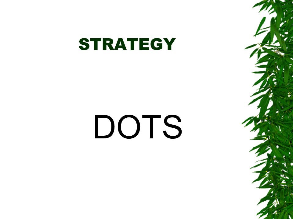 STRATEGY DOTS
