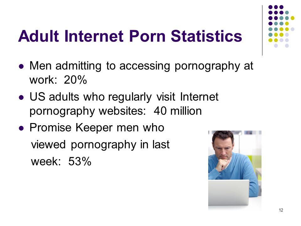 Adult Internet Porn Statistics