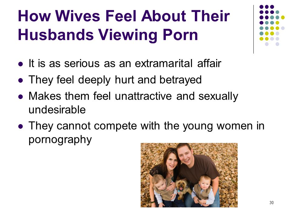 How Wives Feel About Their Husbands Viewing Porn