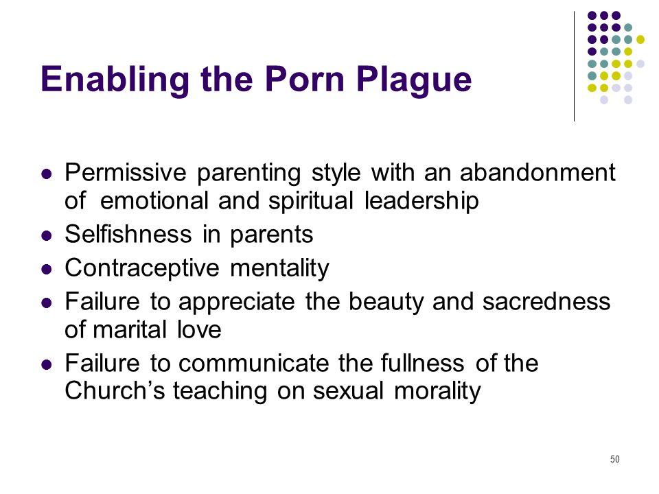 Enabling the Porn Plague