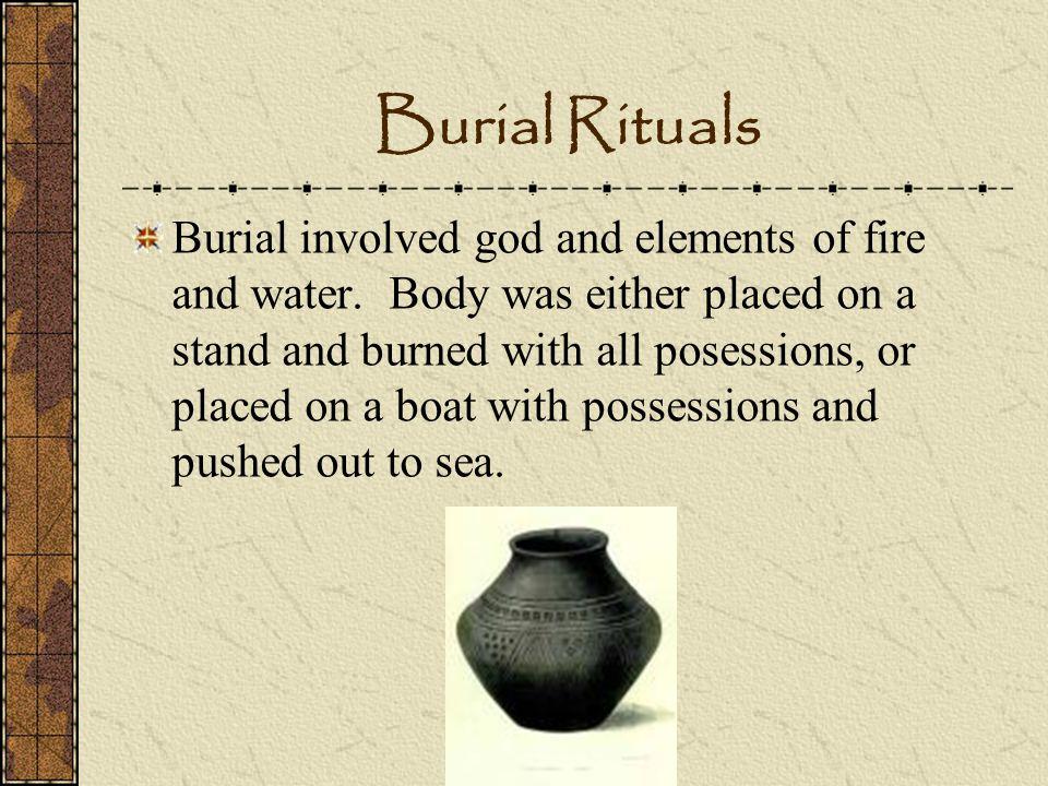 Burial Rituals