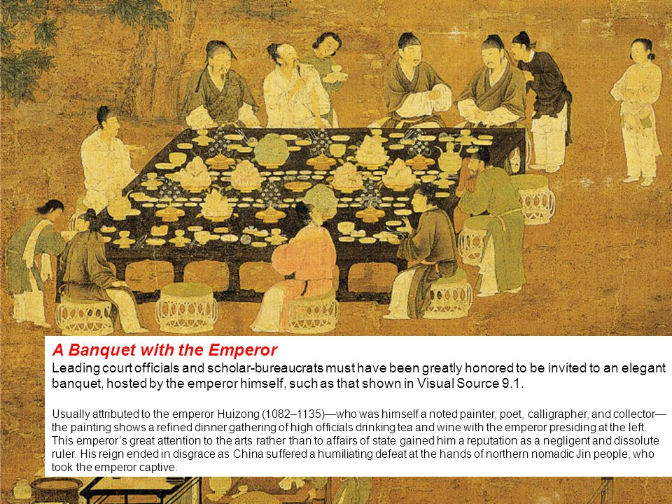 A Banquet with the Emperor