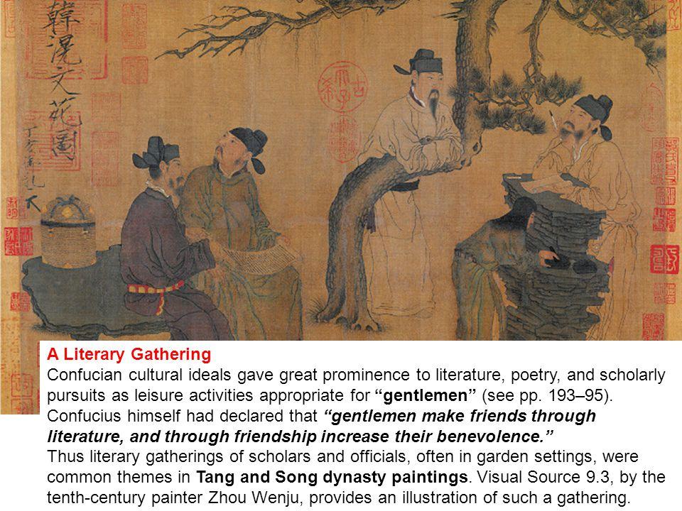 A Literary Gathering