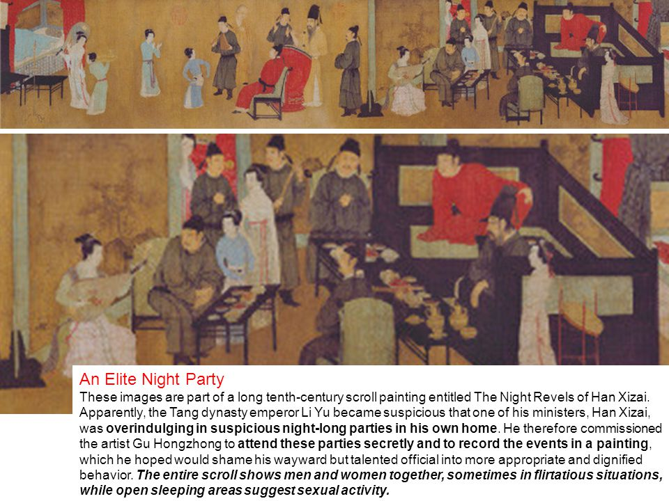 An Elite Night Party