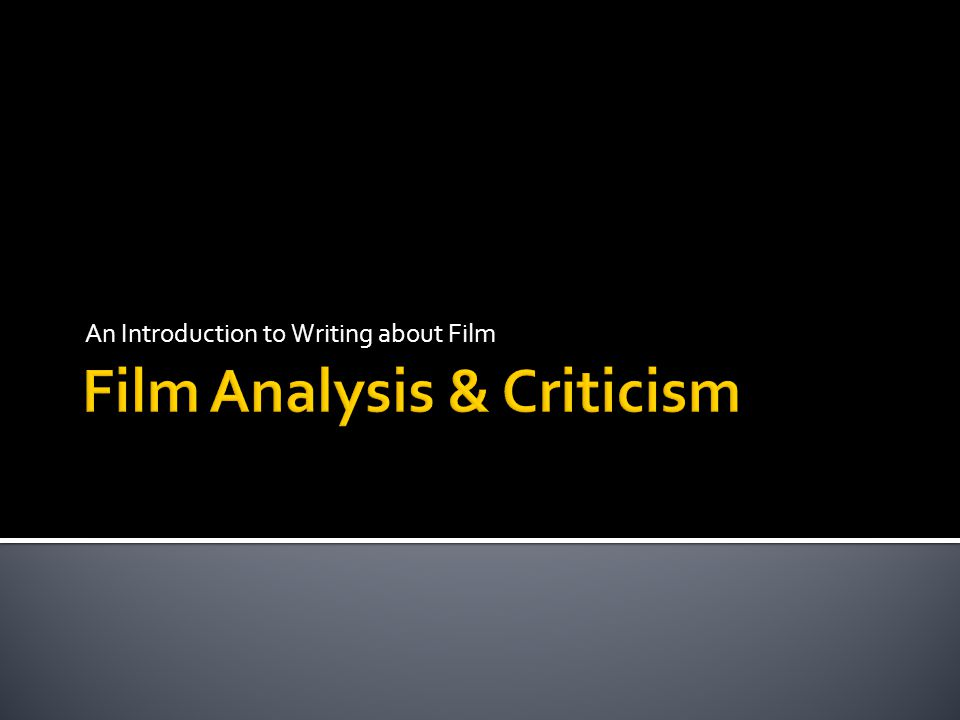 analysis of the film contact address Eng 225 introduction to film blog formalist theory) your analysis must address four main areas questions please get in touch with us via contact us.