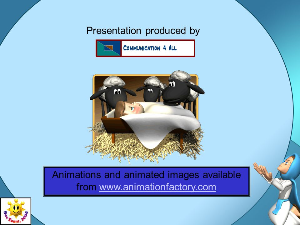 Presentation produced by