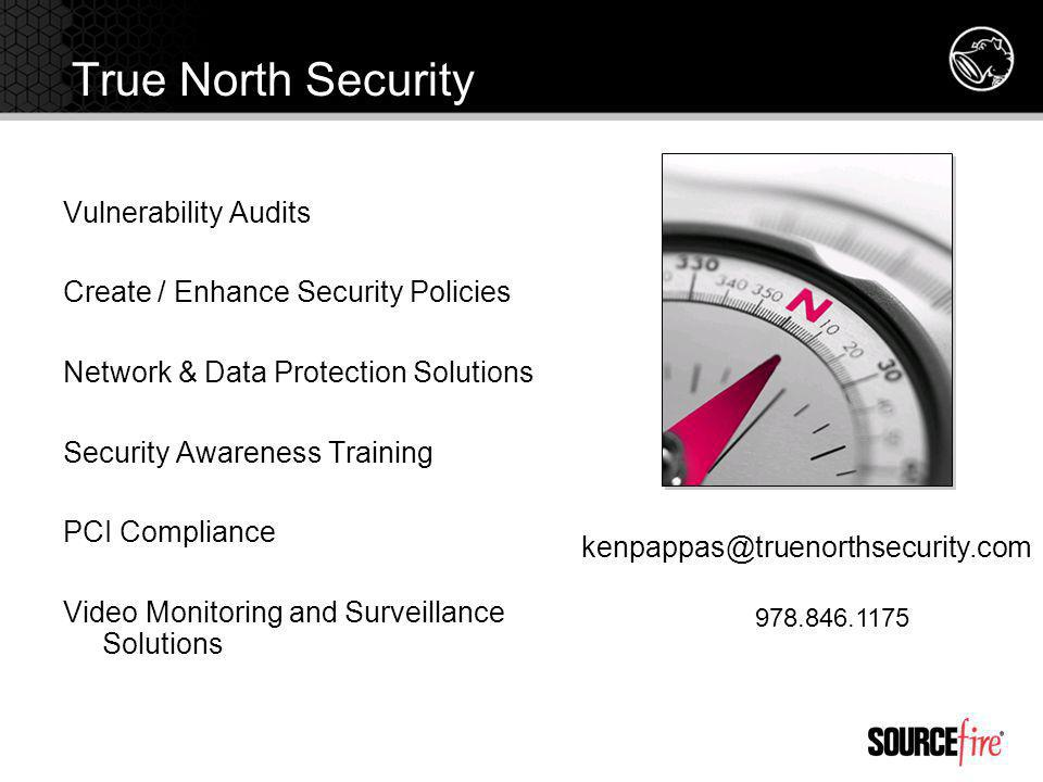True North Security Vulnerability Audits