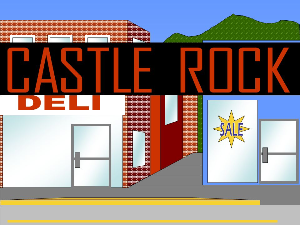 CASTLE ROCK Marke DELI SALE