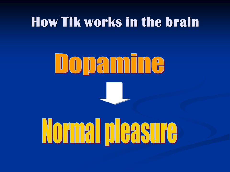 How Tik works in the brain