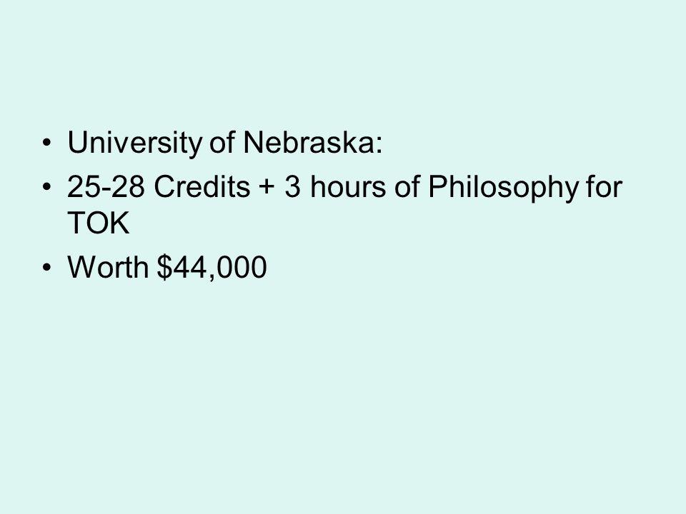 University of Nebraska: