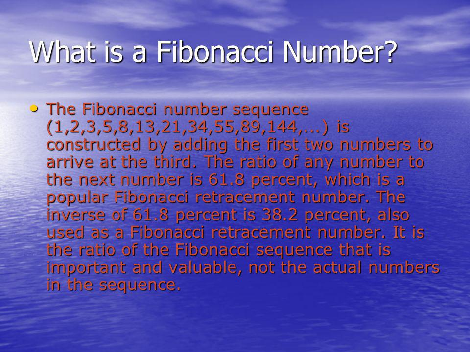What is a Fibonacci Number