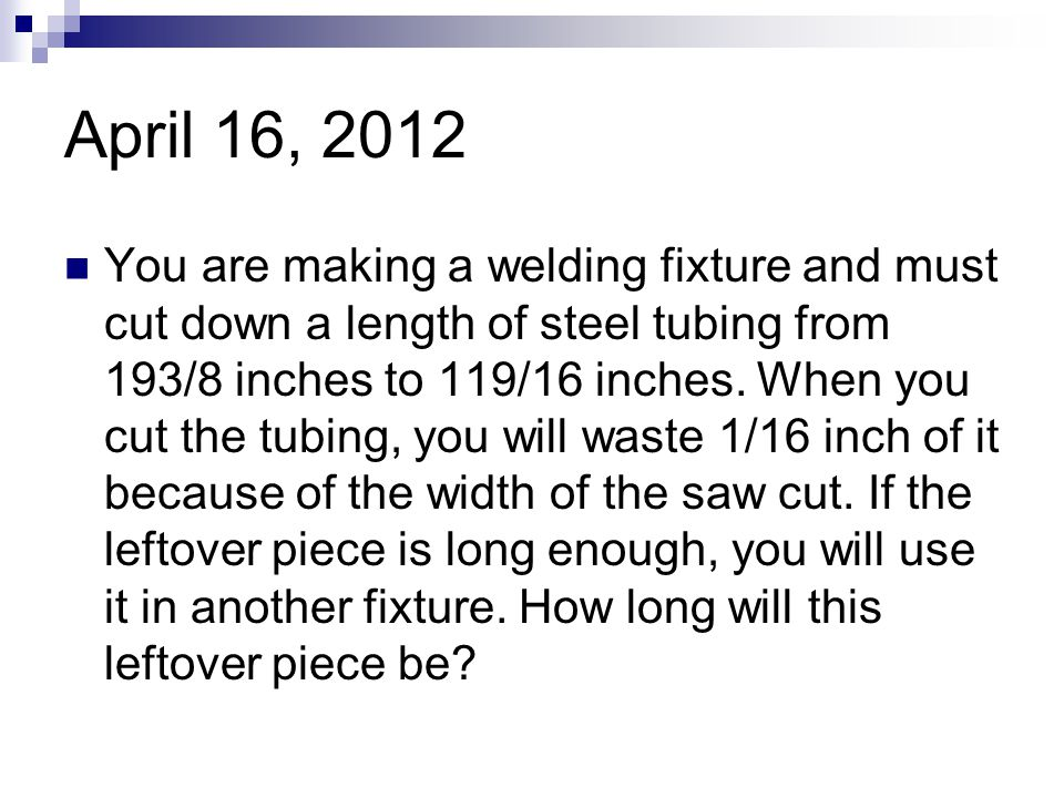 April 16, 2012