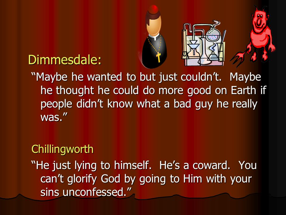 Dimmesdale:
