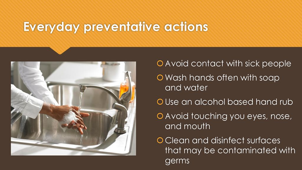 Treatment and Prevention of Cold and Flu - ppt download