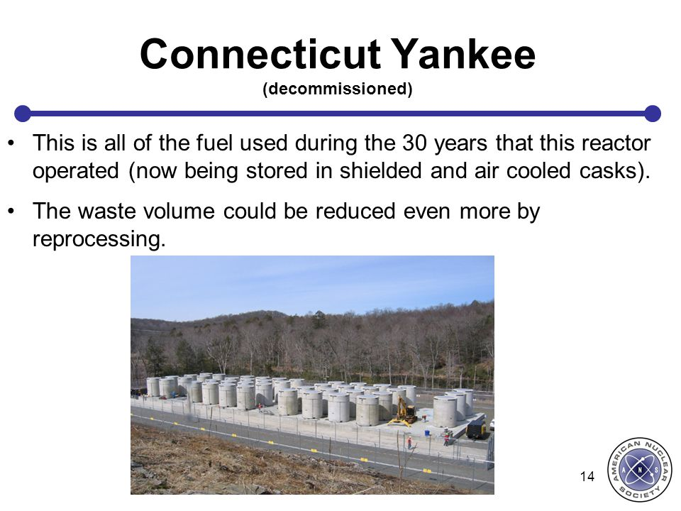 Connecticut Yankee (decommissioned)