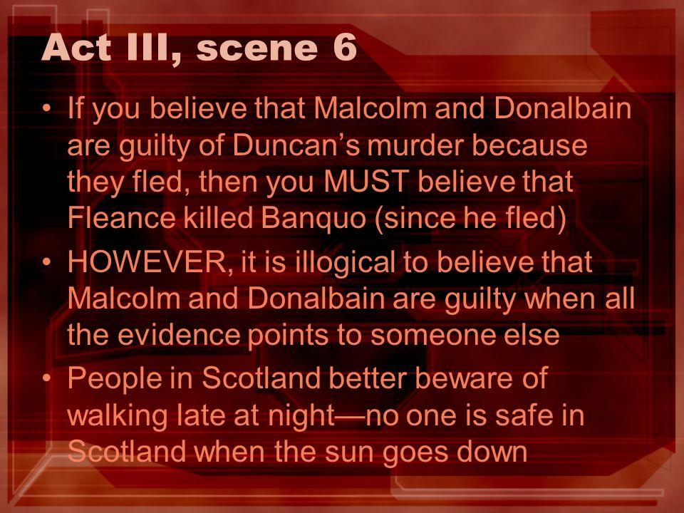 Act III, scene 6