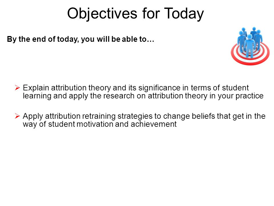 3/31/2017 Objectives for Today. By the end of today, you will be able to…