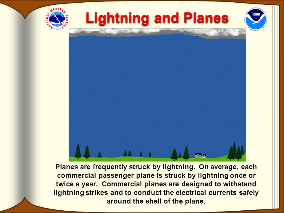 Lightning and Planes