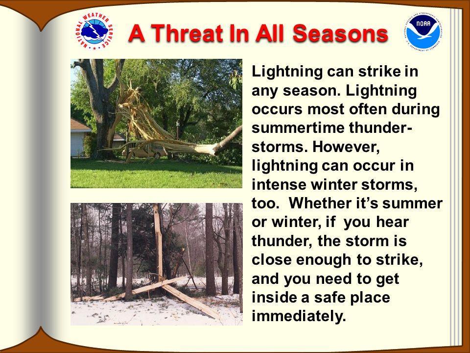 A Threat In All Seasons