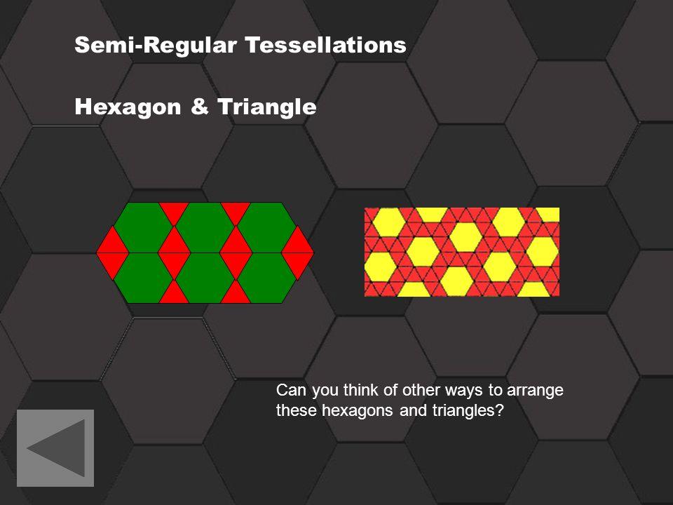Semi-Regular Tessellations